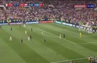 فیلم واکنشهای هواداران و بازیکنان پس از بازی فرانسه-کرواسی (جام جهانی 2018)
