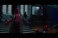 دانلود فیلم Hellboy 2019 .دانلود فیلم پسر جهنمی 2019 .دانلود زیرنویس فارسی فیلم Hellboy 2019