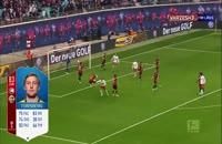 10 کاشته زن برتر بوندسلیگا در جام جهانی روسیه 2108