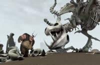 انیمیشن کوتاه کتاب اژدها با دوبله پارسی Book of Dragons 2011