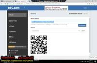 آموزش کامل ایجاد کیف پول الکترونیکی رایگان جهت انتقال بیت کوین و ذخیره آن