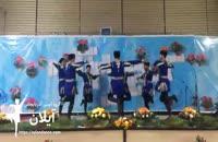 رقص آذری در جشن خانه سالمندان کهریزک