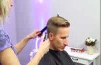 جدیدترین مدل آموزشهای آرایشگری مردانه در118 فایل