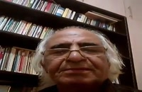طاقی با تراشه های آبنوسی کلام: شعر و صدا استاد هوشنگ رئوف