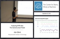 Lec 3 Analyzing fMRI data: The General Linear Model