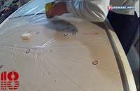 آموزش نصب سقف کسشان به صورت کامل در www.118File.Com