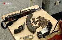 دستگیری سارقان مسلح فرشفروشی پس از یک سال و نیم