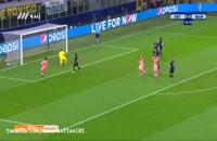 خلاصه بازی ( بارسلونا 1 - 1 اینتر) لیگ قهرمانان اروپا