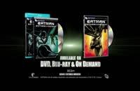 دانلود فیلم بتمن شوالیه گاتهام Batman Gotham Knight 2008