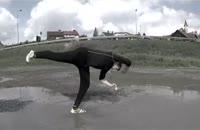 ویدیو های ورزش پارکور و هیجان , www.ipvo.ir