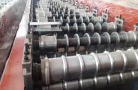 دستگاه رول فرمینگ تولید لمبه / دامپا