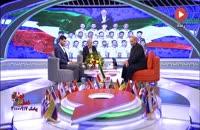 حمایت فنایی از تیم ملی ایران و درخواست از مردم
