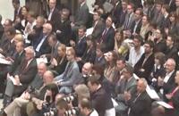 Sikorski and Kissinger debate on Europe 2012