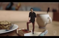 دانلود موزیک ویدیو جدید حامد همایون بنام پرسه