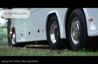 کاروان لوکس و مجهز کمپانی بنز با قابلیت افزایش متراژ1