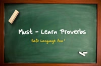 Must Learn Proverb - Safir Gofteman