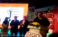سخنرانی جنجالی امیرحسین شفیعی در شهر ورامین/اختتامیه جشنواره استان تهران