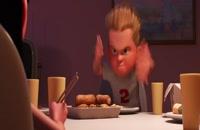 تریلر رسمی انیمیشن Incredibles 2