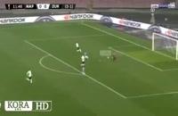 Napoli vs Zurich2-0
