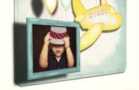 پروژه افترافکت کودکانه : کلیپ عکس تولد کودکانه با موزیک شاد