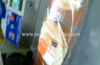دستگاه بسته بندی نان پیتزا  ماشین سازی مسائلی03135723006