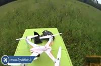 کواد کوپتر Q696-E  با دوربین و گیمبال   ایستگاه پرواز