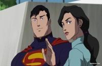انیمیشن مرگ سوپرمن The Death of Superman 2018 دوبله فارسی
