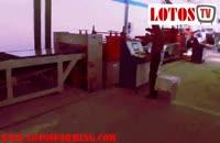 دستگاه رول به شیت ورق با ضخامت متوسط و خط شیتکن ورق ضخیم
