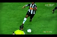 تکنیک های فوق حرفه ای ستارگان فوتبال