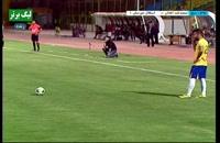 خلاصه بازی صنعت نفت 2-2 استقلال خوزستان