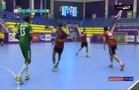 خلاصه هندبال ایران 30 - عربستان سعودی 23