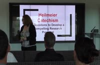 014086 - نحوه نوشتن پروپوزال پژوهشی: Heilmeier Catechism