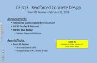 041085 - طراحی سازه بتنی سری سوم