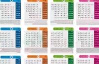 تقویم 98 برای گوشی های اندروید+تمام مناسبت های سال 98