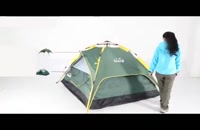 چادر مسافرتی اتوماتیک 10 نفره