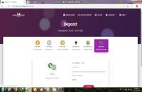 بهترین و جدیدترین سایت سرمایه گذاری و استخراج ارز دیجیتال.