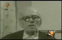 صدای زیبای ابوالحسن خان اقبال آذر در سن 100 سالگی