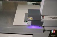 دستگاه فلت بد یووی ( UV )