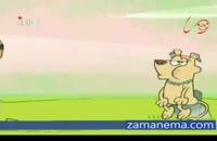 انیمیشن ایرانی حیوانات، شیرها