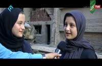 مصاحبه با سارا و نیکا فرقانی اصل، خواهران دو قلوی بازیگر سریال « پایتخت »