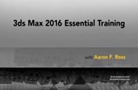 آموزش تری دی مکس 2016