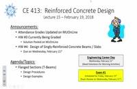 041086 - طراحی سازه بتنی سری سوم