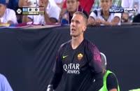 خلاصه بازی رئال مادرید 2-1 آاس رم (HD)