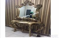 آینه کنسول |دکور آرایشگاه زنانه و مردانه  | مهندس خوشی 09192596870