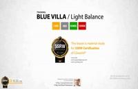 آموزش طراحی ویلای آبی رنگ در 3ds Max و Vray