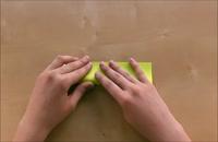 056031 - کاردستی سری اول: پروانه کاغذی