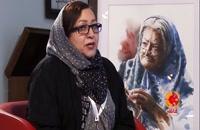 کافه جشنواره - اشک مریم سعادت در برنامه