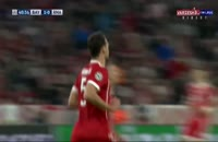 خلاصه بازی بایرن مونیخ 1 - رئال مادرید 2