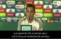 انتقاد کاپیتان مکزیک از نیمار؛ او عاشق تمارض کردن است!