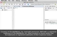 037002 - آموزش MATLAB سری دوم